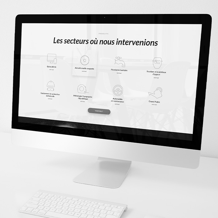 projekt strony internetowej interepco-export